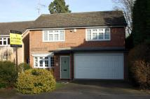 Detached home in Yester Drive Chislehurst...