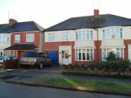 semi detached home in Dorsett Road...