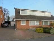 3 bed semi detached property for sale in Burlish Close...