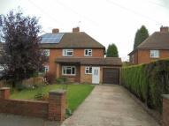 semi detached home in Waresley Court Road...