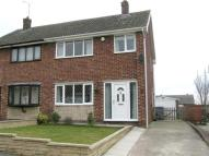 3 bedroom semi detached house to rent in Pagdin Drive, Styrrup...