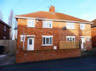 semi detached house in Oakmoor Road, Moorends...