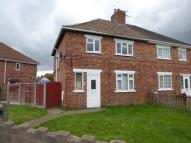 3 bed semi detached property in Gainford Road, Moorends...