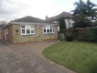2 bedroom Detached Bungalow to rent in New Lane, Sprotbrough...