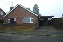 2 bed Detached Bungalow in Lawson Street, Raunds...