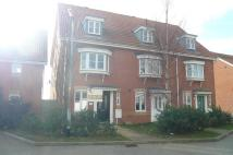 Town House to rent in Bluebell Close, CORBY