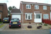 3 bed semi detached property in Windmill Lane, Raunds...