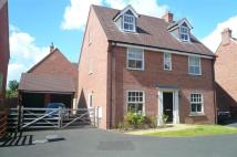 Detached home to rent in Meadow Close, Mawsley...