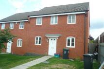 3 bedroom semi detached home in Willmott Road, RUSHDEN