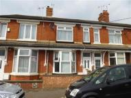 Terraced home in Clare Street, Raunds...