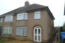3 bed semi detached house to rent in Hood Walk, KETTERING