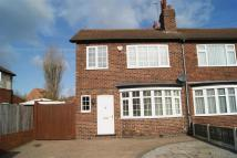 semi detached property to rent in Ruskin Avenue, WAKEFIELD