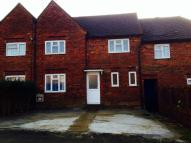 Terraced home to rent in Marlowe Road, ASHFORD