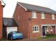 3 bed semi detached house in Faustina Drive...