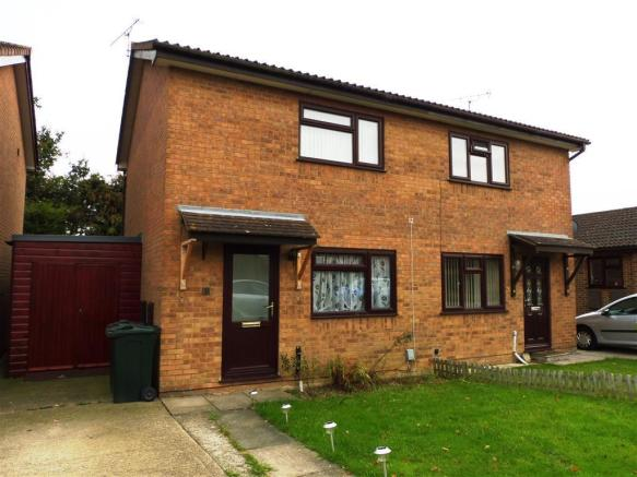 2 Bedroom House To Rent In Grantley Close Ashford Kent TN23