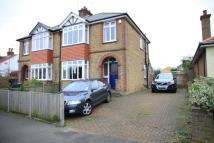 3 bed semi detached house for sale in Manor Road, Deal, CT14