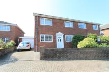 semi detached property for sale in Walmer Way, Walmer, CT14