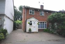 3 bedroom semi detached home in London Colney