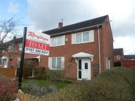 3 bed semi detached house to rent in Chinley Close, Bramhall