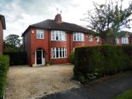 semi detached home to rent in Woodford Road, Poynton