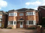 4 bedroom Detached house in Hillbrook Road, Bramhall