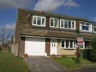 4 bedroom semi detached home in Mallard Crescent, Poynton