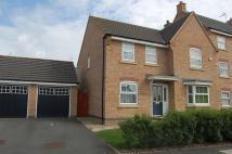 Detached home in Thrush Close...