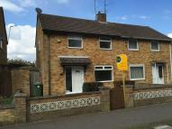 2 bed semi detached house in Gainsborough Road, Corby