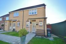 semi detached home for sale in Folkestone Drive, Corby