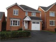 Detached home to rent in Huntingdon Close Corby