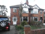 semi detached house in Becketts Park Crescent...