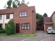 semi detached house in Vulcan Close,hethersett...