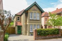 Detached property in Sandfield Road...