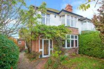 3 bedroom semi detached home for sale in Staunton Road, Headington