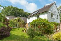 Detached house for sale in Stoke Place, Headington...