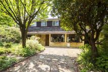 Detached home for sale in Jack Straws Lane...