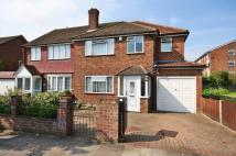 4 bedroom semi detached property in Hawthorn Farm Avenue...