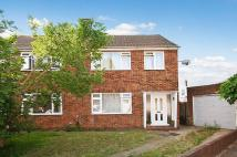 semi detached property in Jacqueline Close...
