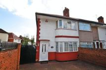 2 bed Terraced home in Gonville Crescent...
