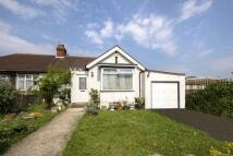 Northolt Semi-Detached Bungalow for sale