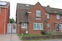 Terraced home in Doncaster Drive, Northolt