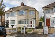3 bedroom semi detached home in Alderney Gardens...