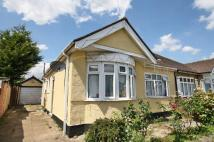 Semi-Detached Bungalow for sale in Harewood Close, Northolt