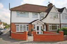 Terraced home for sale in The Fairway, Northolt