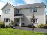Detached house for sale in Cilcennin, Lampeter...
