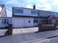 semi detached house for sale in Lathom Drive , Maghull