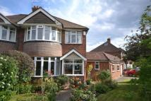 3 bedroom semi detached home in Willowbed Drive...