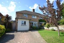3 bed semi detached home in Selsey Road, Donnington