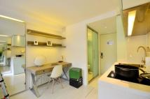 Studio apartment in Charcot Street...