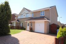 4 bed semi detached home for sale in Ossian Drive, Murieston...